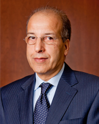 Mr. Saddek El Kaber, ABC's Chairman